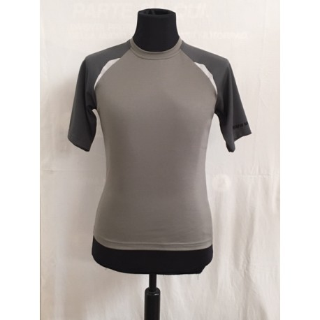 BMW TG S T-SHIRT SILVER 2 FUNCTION