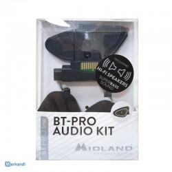 C1252.02 kit AUDIO MIDLAND INTERFONO BTX PRO