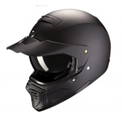 CASCO SCORPION EXO-HX1 NERO OPACO  TG.XL